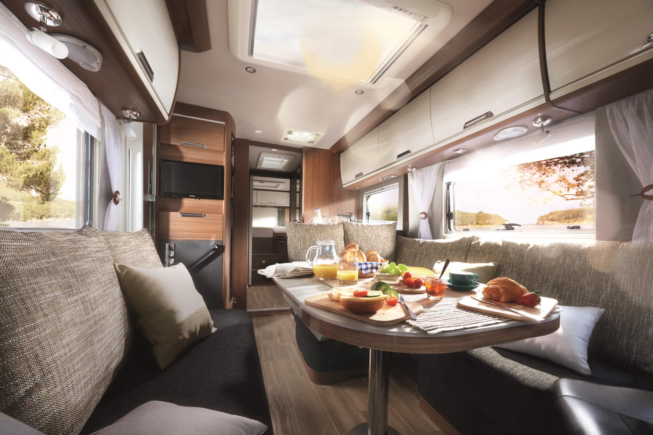 NIESMANN+BISCHOFF - Arto - Frühstück ist fertig Einfach Fahrersitz drehen