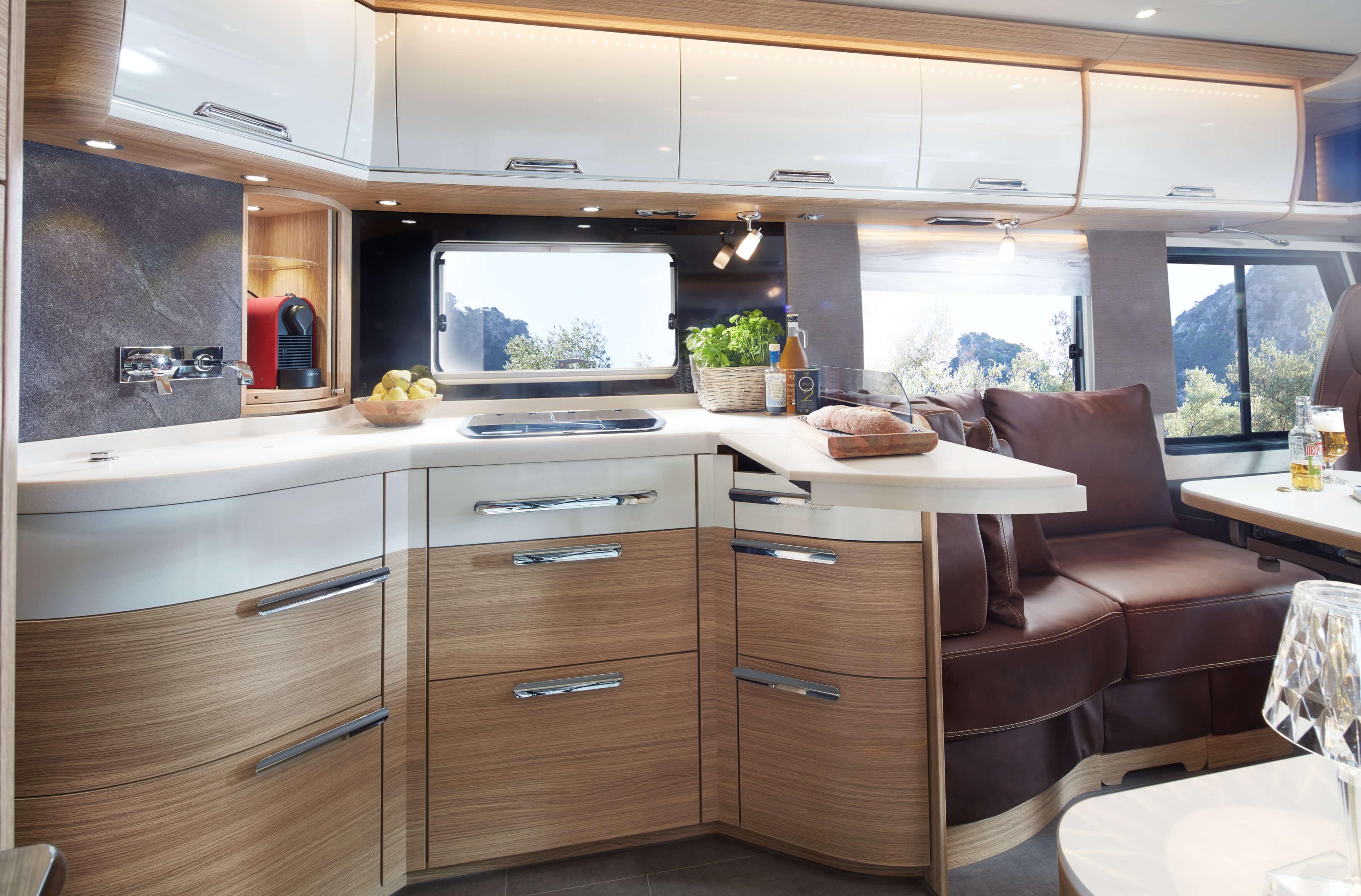 NIESMANN+BISCHOFF - Flair - Neue vergrößerte Küchenzeile im Flair 920EK
