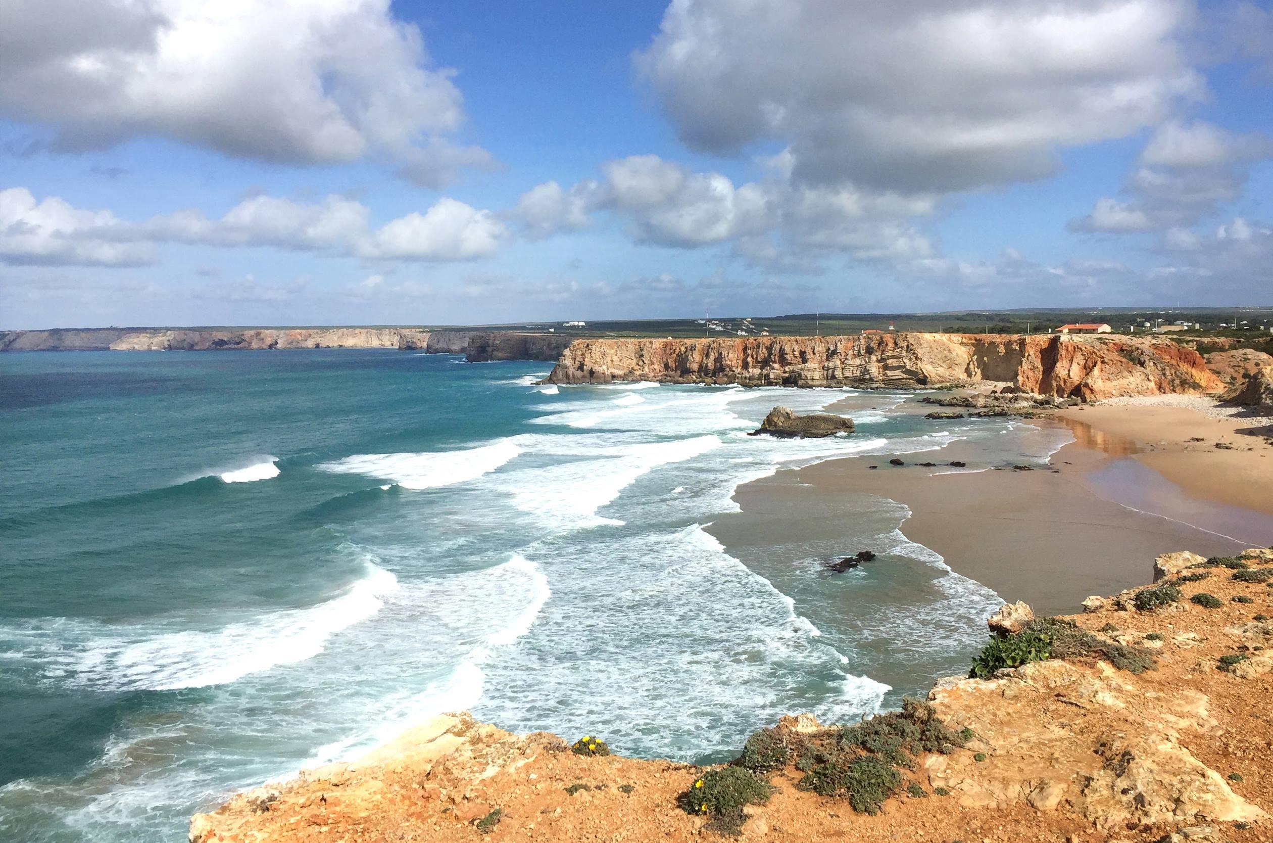 Westkueste Portugals